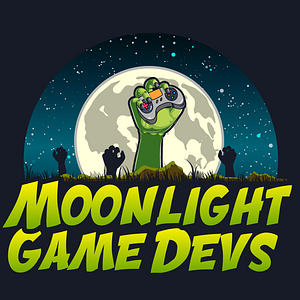 Moonlight Game Devs Podcast Cover